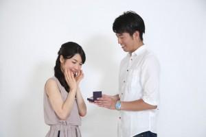 プロポーズで贈る指輪のサイズがわからない!こっそり調べるには?