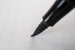 年賀状の筆ペンでの上手な書き方は?お手本やおすすめは?