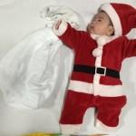 赤ちゃんのクリスマスプレゼントで3ヶ月のおすすめや手作りは?