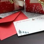 クリスマスカードで手作りの簡単アイデアは?作り方や飛び出すカードは?