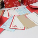 クリスマスカードのテンプレート、無料でかわいいワード形式はある?